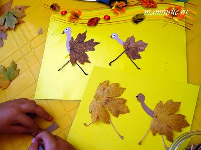 Осенние поделки своими руками 30