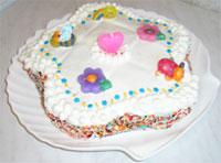 Украшаем торт кремом в домашних условиях кондитерским мешком