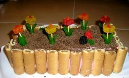 Рецепт куриных грудок с беконом и грибами