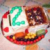 Торт Грузовичок для двухлетнего малыша