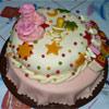 Торт Новорожденный