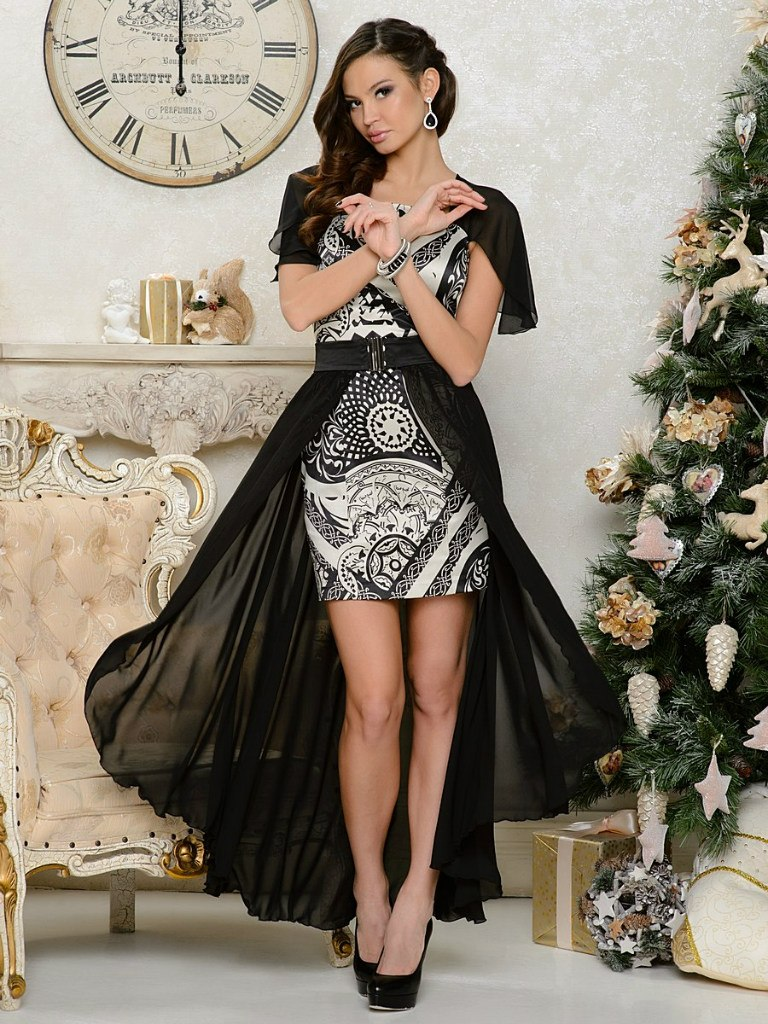 платья на новый год 2014 фото