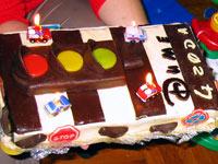 Торт Светофор