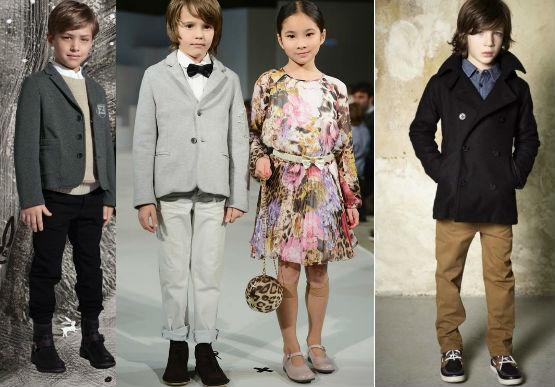 Детская мода 2015 фото. Модные дети 2015: мода для девочек и мальчиков