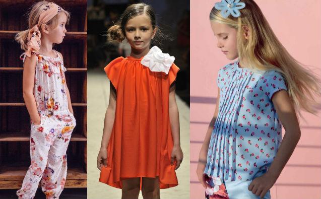 Модная одежда для девочек-подростков