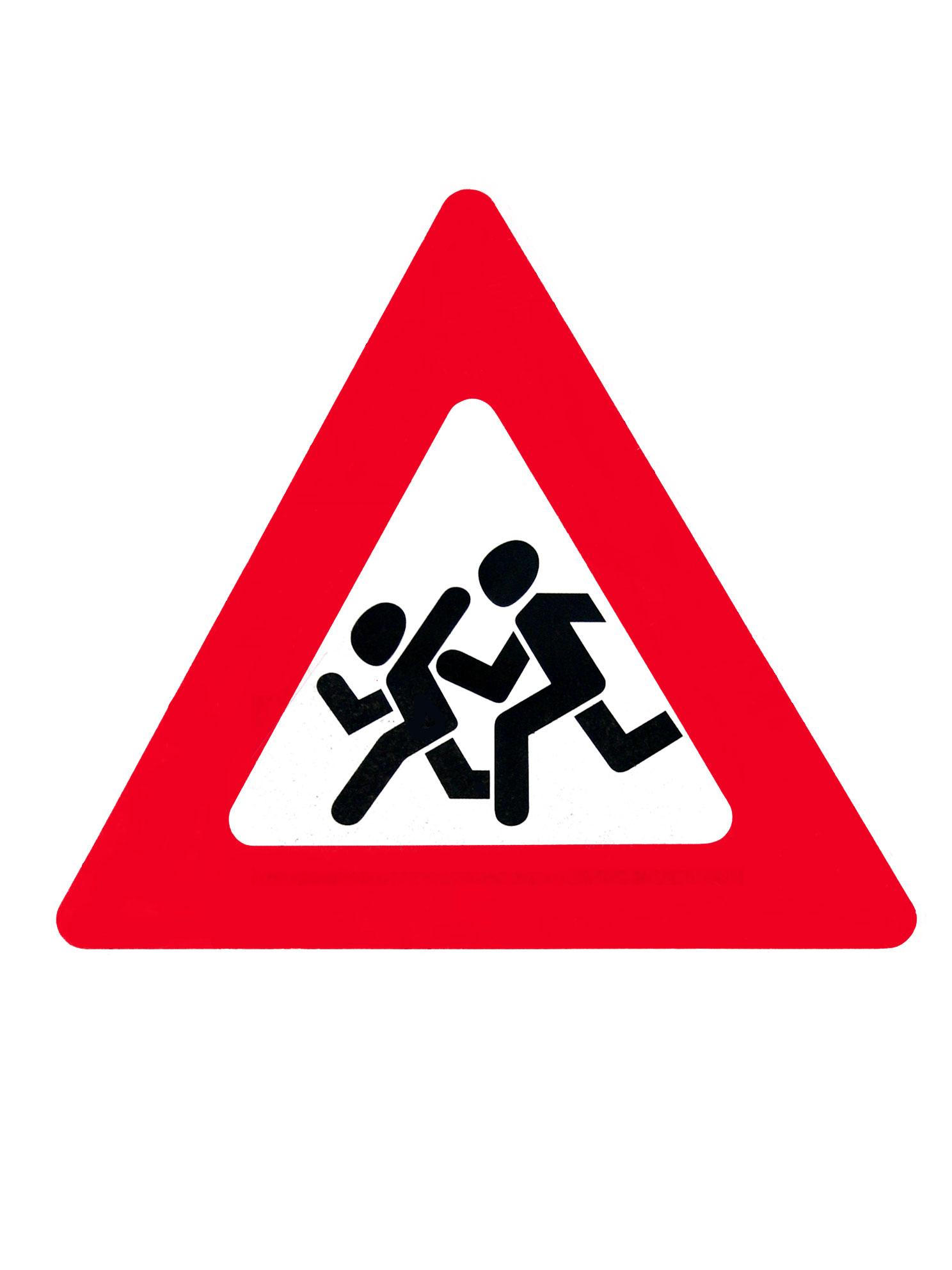 Скачать дорожные знаки формат а4