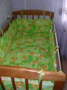 Постельное бельё в кроватку своими руками фото 863