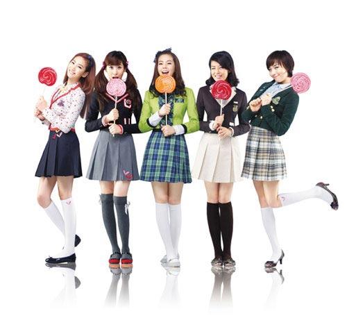 школьная форма в Японии