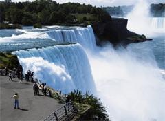 Ниагарский водопад онлайн